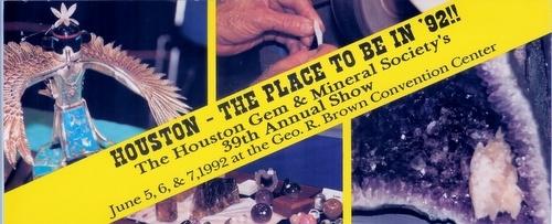 Figure 1: Postcard for 1992 show