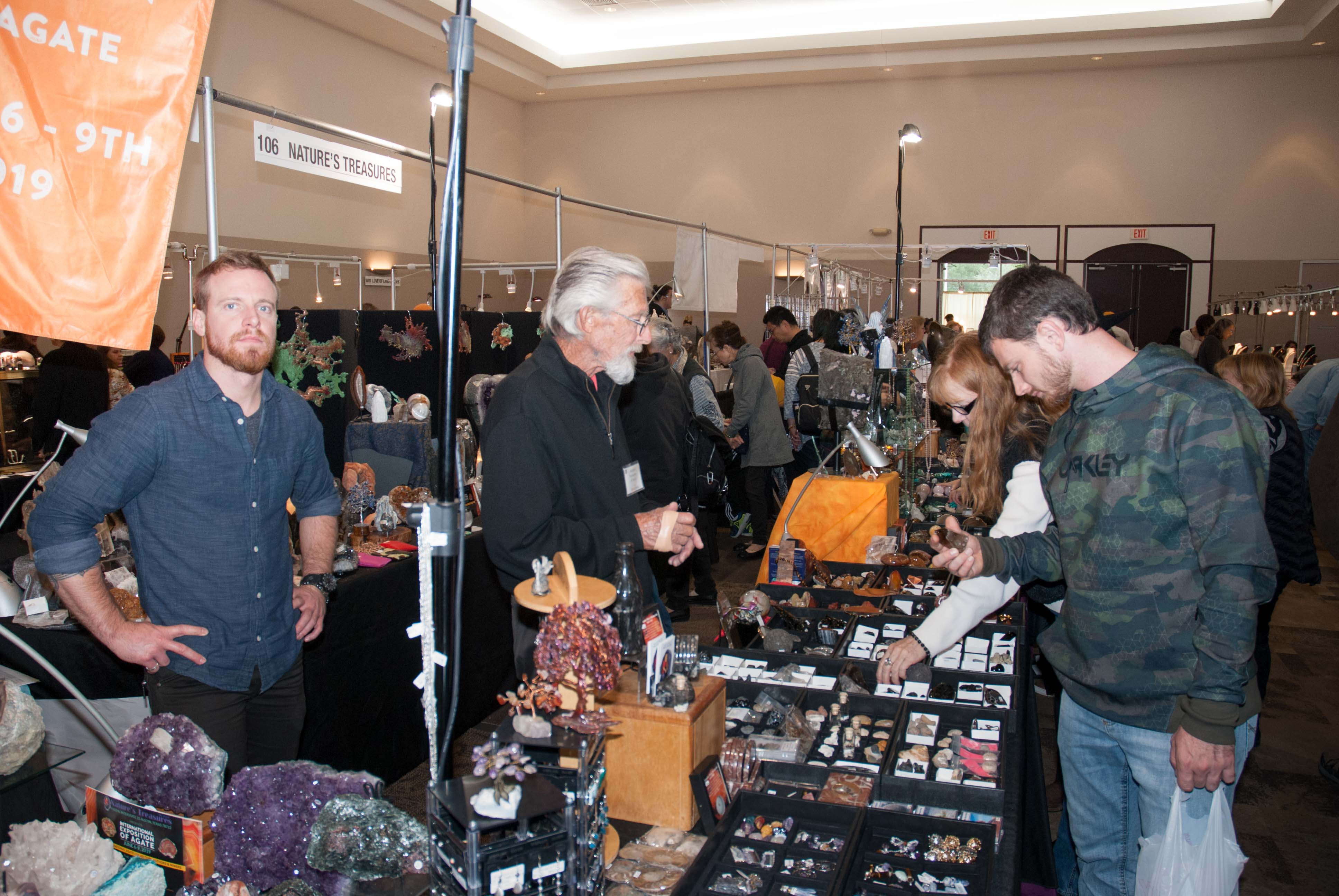 Houston Gem and Mineral Society Annual Show - Nov Houston Events